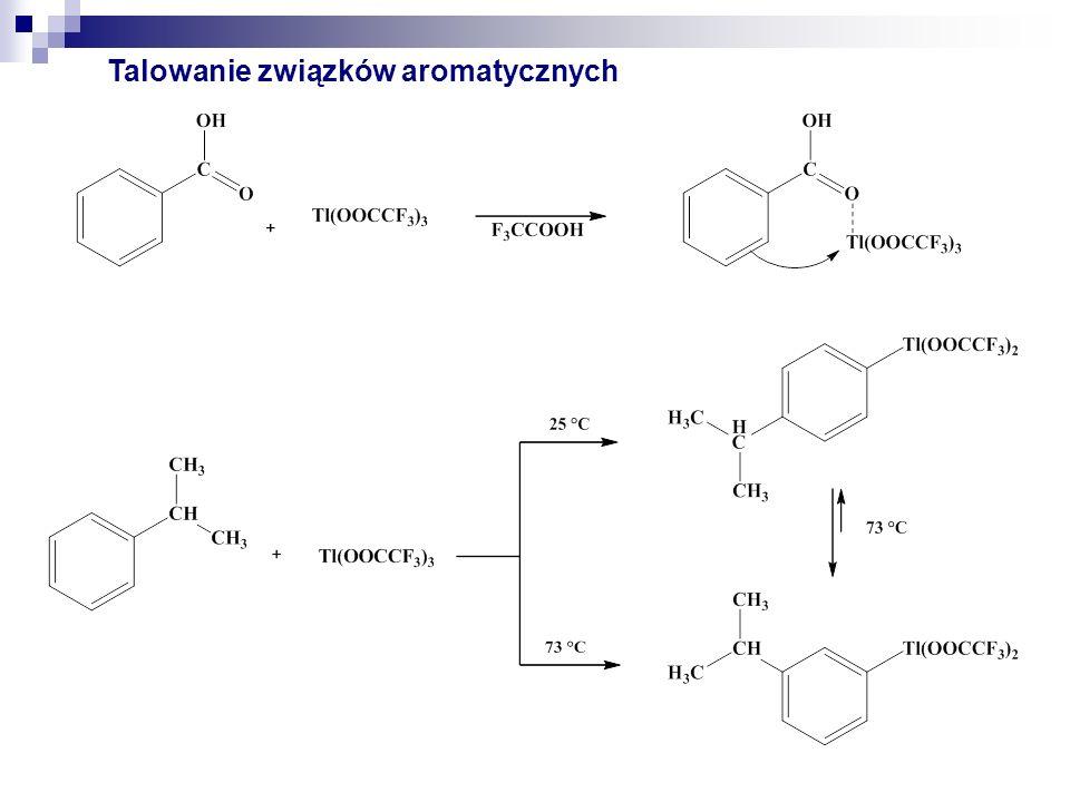 Nitrozowanie N-metylo-N-nitrozoanilina N,N-dimetylo-p-nitrozoanilina