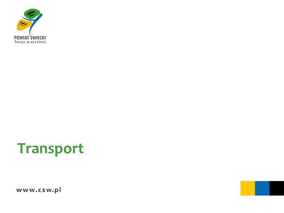 www.csw.pl Transport