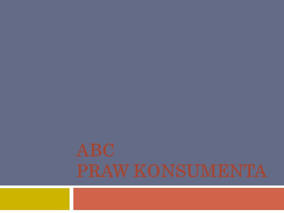 ABC PRAW KONSUMENTA