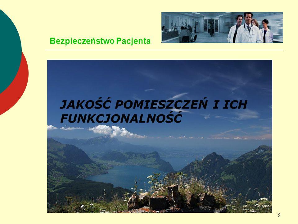 34 Bezpieczeństwo Pacjenta Każdy produkt musi być zarejestrowany.