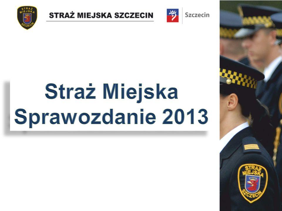 STRUKTURA ZATRUDNIENIA Straż Miejska Szczecin Wiek Do 30 lat31-40Od 41 kobiety 82414 mężczyźni 123446
