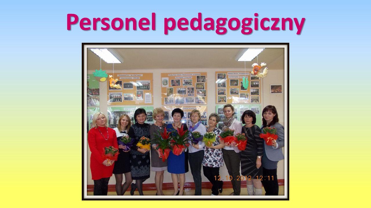 Personel pedagogiczny