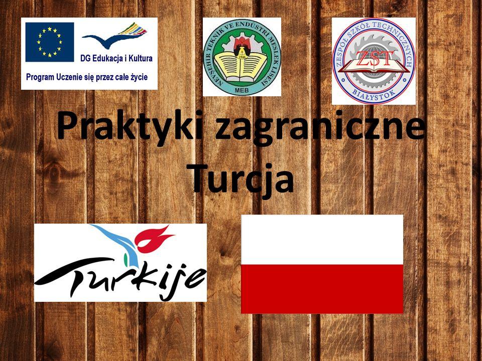Praktyki zagraniczne Turcja