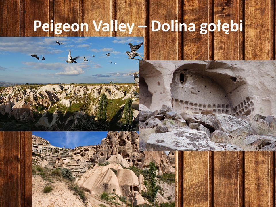Peigeon Valley – Dolina gołębi