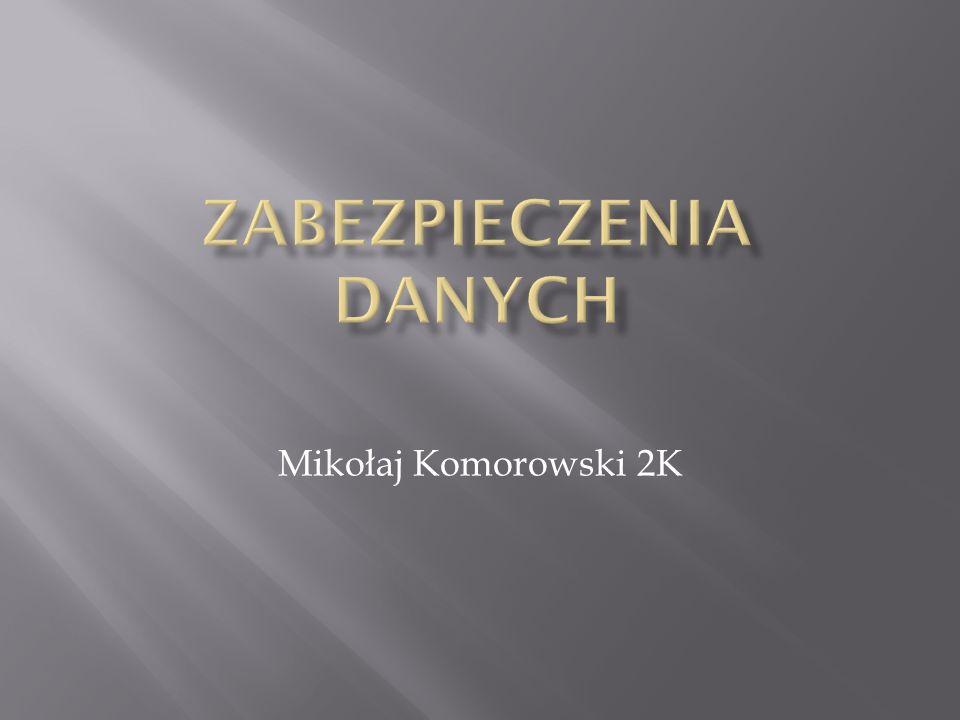 Mikołaj Komorowski 2K