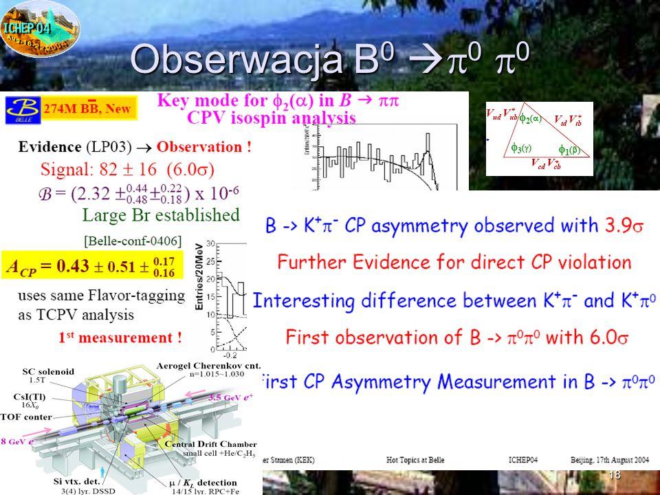 18 Obserwacja B 0 0 0