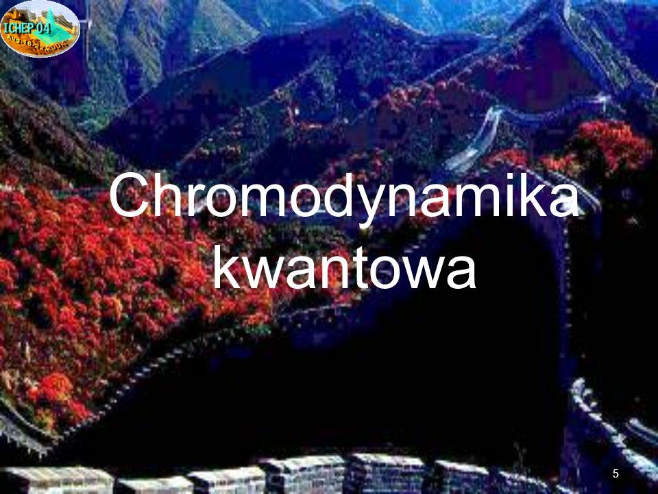 5 Chromodynamika kwantowa