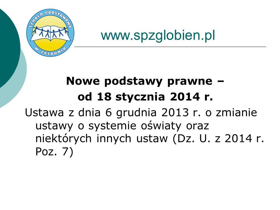 www.spzglobien.pl Art.18 ust.