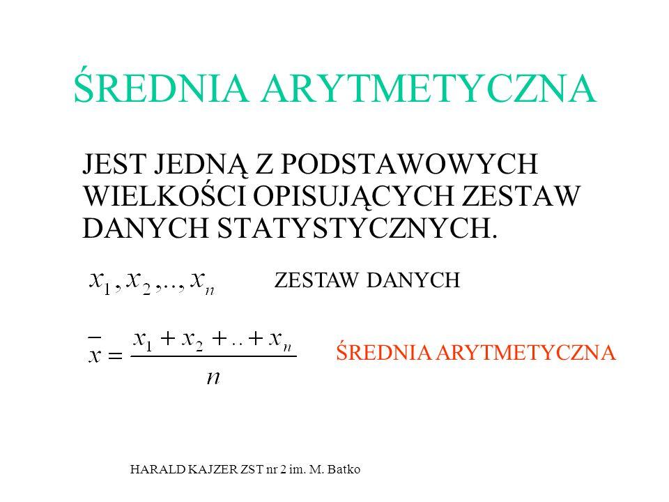 HARALD KAJZER ZST nr 2 im.M. Batko PRZYKŁAD ROZWIĄZANIE: PRÓBNA MATURA Z OPERONEM 2012 Odp.