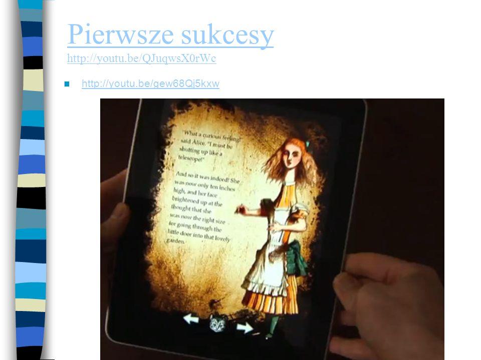 Pierwsze sukcesy http://youtu.be/QJuqwsX0rWc http://youtu.be/gew68Qj5kxw