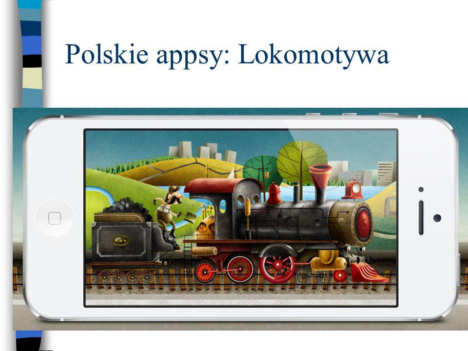 Polskie appsy: Lokomotywa