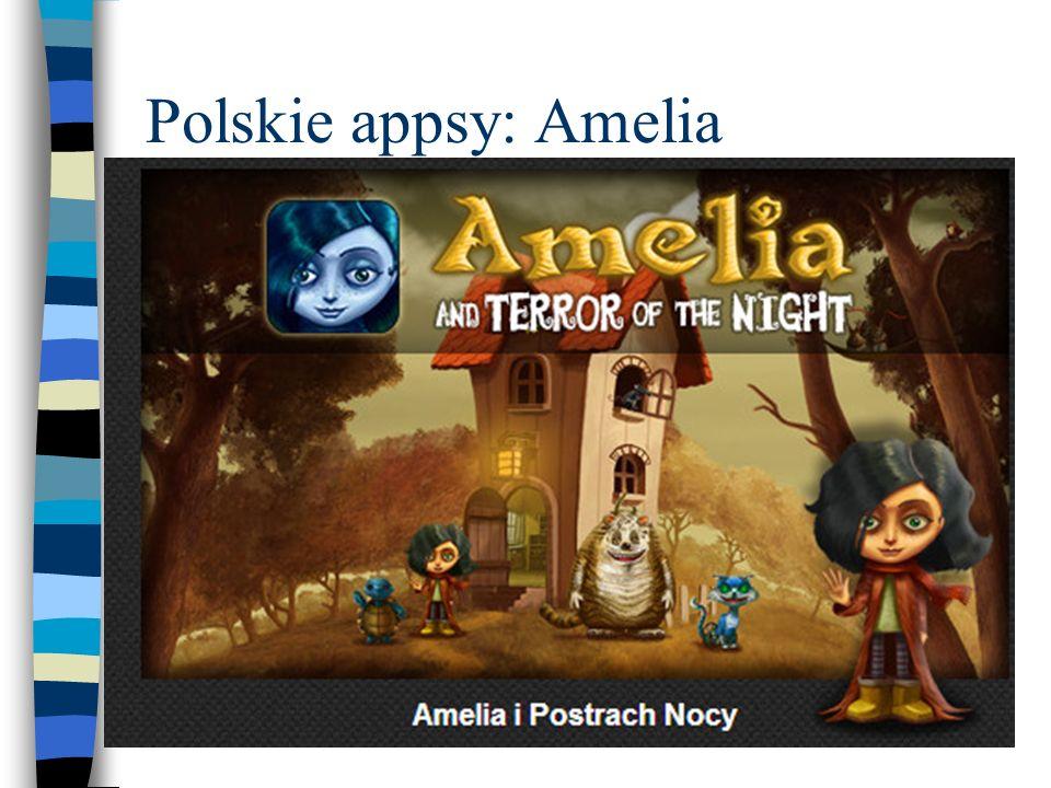 Polskie appsy: Amelia