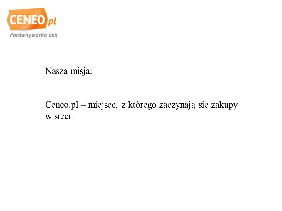 Nasza misja: Ceneo.pl – miejsce, z którego zaczynają się zakupy w sieci
