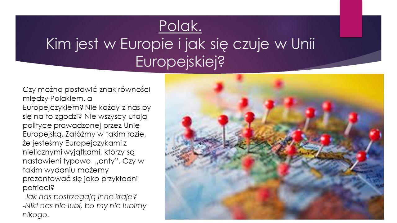 Margot Wallstrom(Komisja Europejska)- Młodzi są przyszłością Unii Europejskiej.