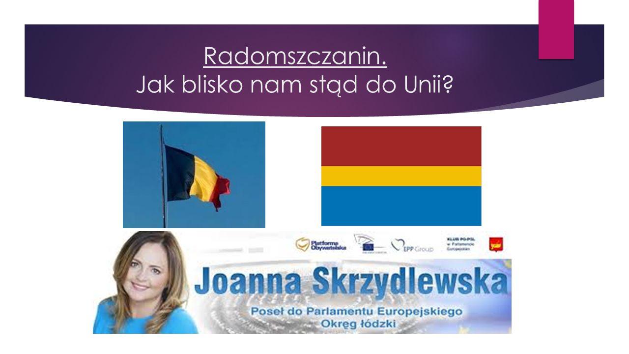 Polak. Polska walczyła o niepodległość, czy Unia nie jest teraz barierą do wolności? Warto zwrócić uwagę na to, że Warszawy nie można porównywać do in