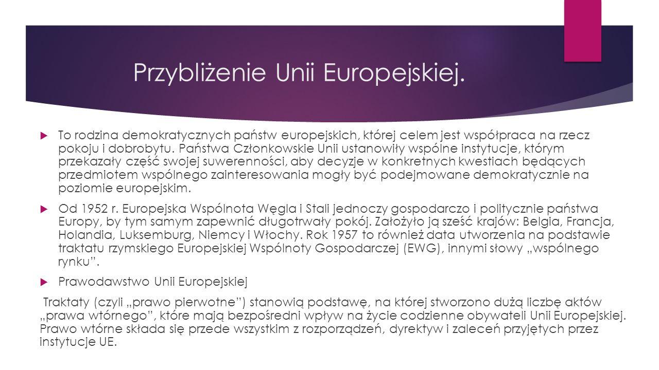 Przybliżenie Unii Europejskiej. MaturaToBzdura.TV Unia Europejska -> filmik