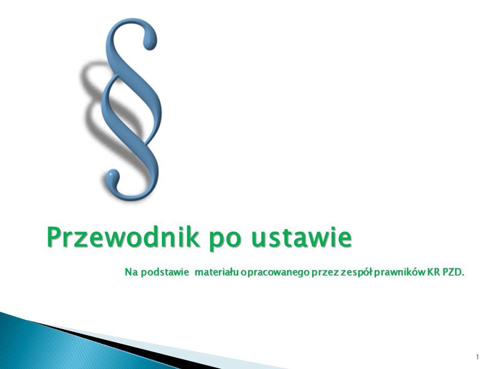 Generalna zasada dotycząca zarządzania ROD ustanowiona jest w art.