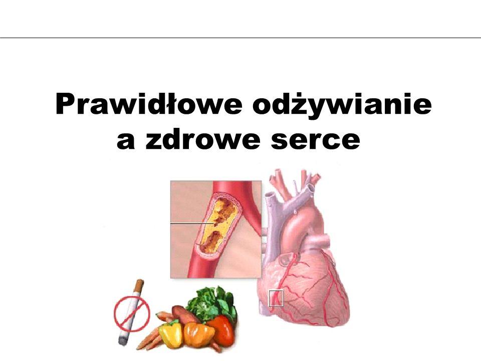 Prawidłowe odżywianie a zdrowe serce