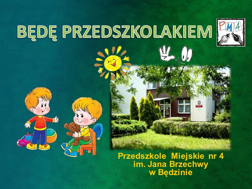 Przedszkole Miejskie nr 4 im. Jana Brzechwy w Będzinie
