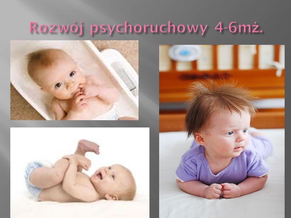 Prawidłowy i spontaniczny rozwój psychoruchowy daje dziecku możliwość aktywnego przeciwstawia się sile ciężkości, a w pierwszym roku życia z istoty apedalnej staje się ono osobą zdolną do dwunożnej lokomocji.