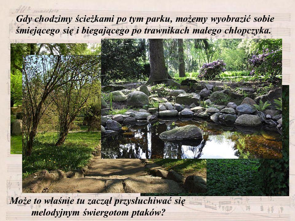 Dziś możemy oglądać i zwiedzać muzeum w starym, wiekowym Dworku Chopina, otoczonym piękną zielenią oraz …