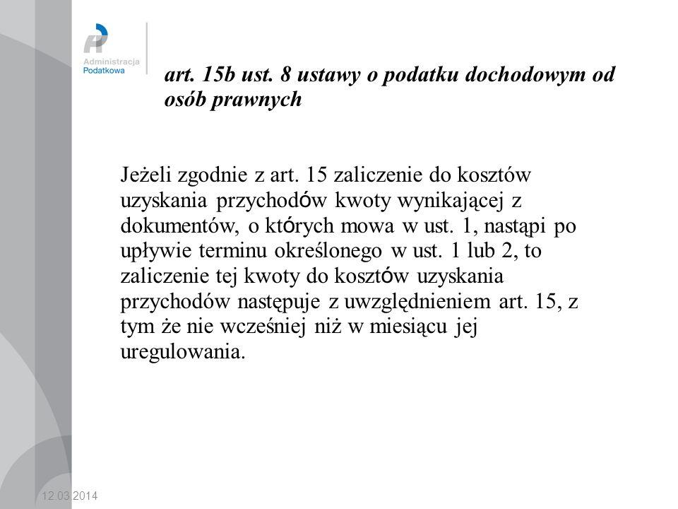 12.03.2014 Art.