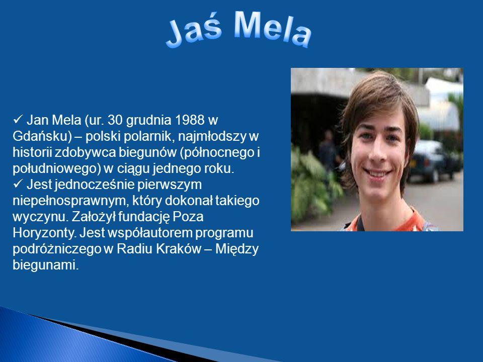 Jan Mela (ur.