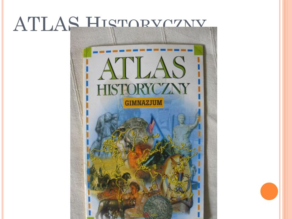 ATLAS H ISTORYCZNY