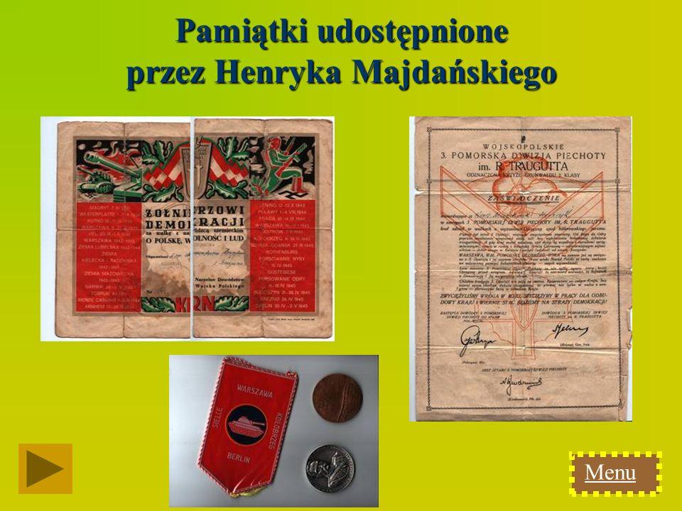 Strona główna Pan Stanisław Kamiński i jego żona Domicela z Podhorzec wspominali rzeczywistość na polskiej wsi podczas okupacji.