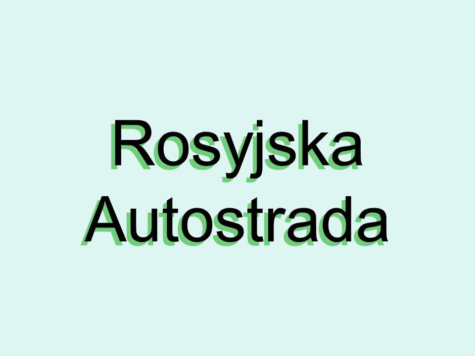Rosyjska Autostrada