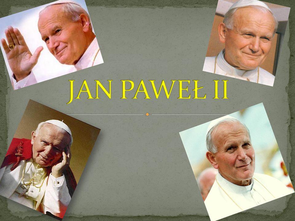 Młodzież całym swoim sercem kochała Jana Pawła II, gdyż właśnie do niej miał szczególne podejście.