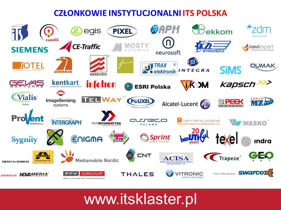 www.itsklaster.pl Treść CZŁONKOWIE INSTYTUCJONALNI ITS POLSKA