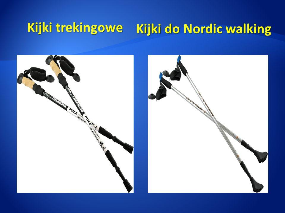 Kijki trekingowe Kijki do Nordic walking