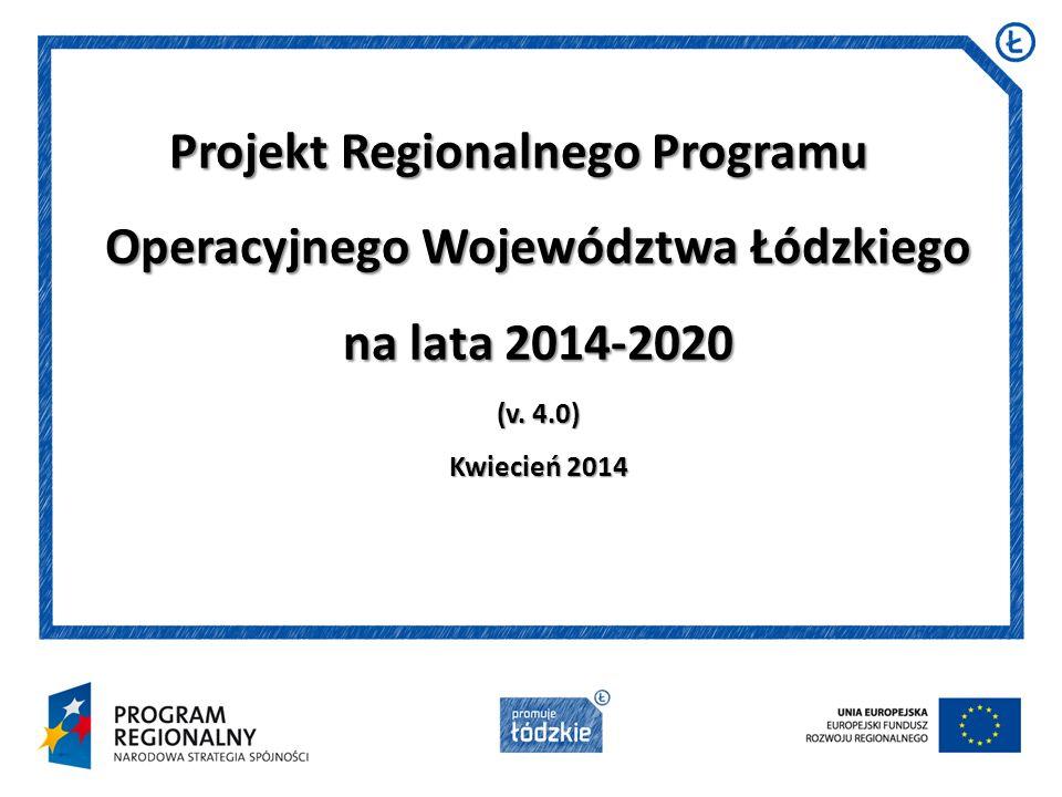 2 POWIĄZANIA DOKUMENTÓW REGIONALNY PROGRAM OPERACYJNY WOJEWÓDZTWA ŁÓDZKIEGO 2014-2020 Regionalna Strategia Innowacji dla WŁ LORIS 2030 Plan Przeciwdziałania Depopulacji w Województwie Łódzkim Inne dokumenty strategiczne szczebla regionalnego STRATEGIA ROZWOJU WOJEWÓDZTWA ŁÓDZKIEGO 2020