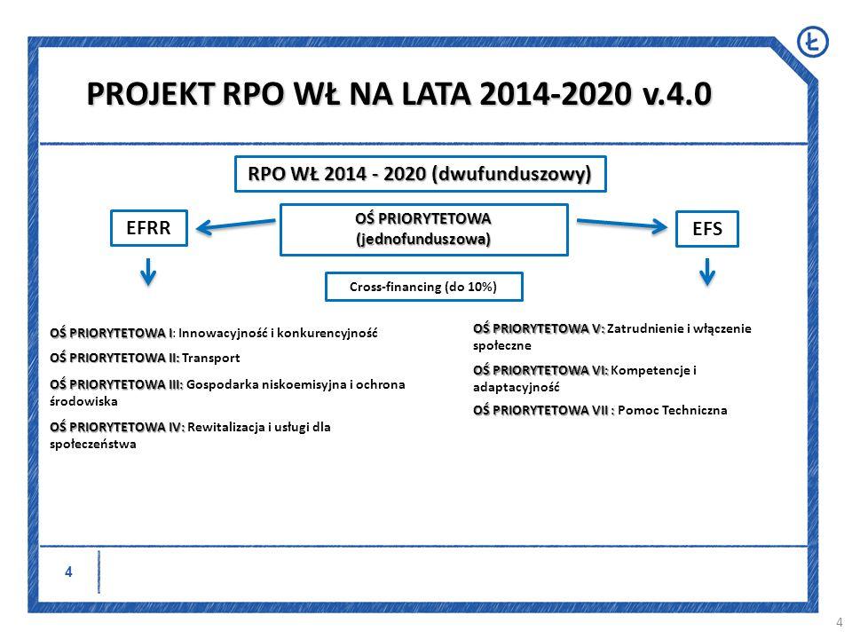 5 WYMIAR HORYZONTALNY I TERYTORIALNY RPO WŁ 2014-2020 Cele tematyczne Polityki Spójności UE 2014-2020 Wsparcie obszarów funkcjonalnych Województwa Łódzkiego w systemie wdrażania RPO WŁ 2014-2020: - Obszary funkcjonalne SRWŁ 2020 (w tym ŁOM=ZIT) -Obszary Strategicznej Interwencji Wsparcie obszarów funkcjonalnych Województwa Łódzkiego w systemie wdrażania RPO WŁ 2014-2020: - Obszary funkcjonalne SRWŁ 2020 (w tym ŁOM=ZIT) -Obszary Strategicznej Interwencji UJĘCIE TERYTORIALNO-FUNKCJONALNE UJĘCIE TERYTORIALNO-FUNKCJONALNE UJĘCIE HORYZONTALNE Cele Umowy Partnerstwa Cele dokumentów strategicznych szczebla regionalnego