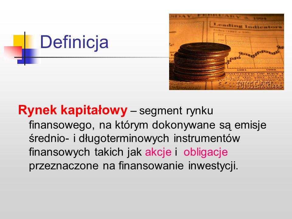 Lidia Kłos Adam Kmiecik Rynek Kapitałowy w Polsce