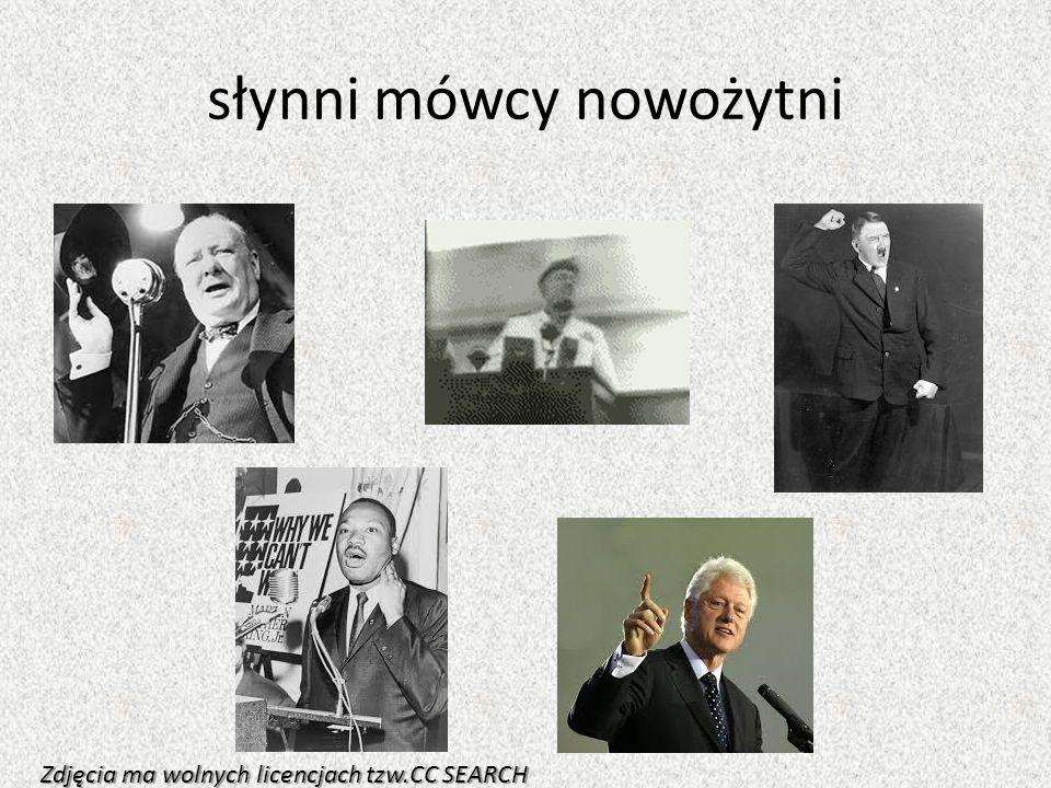 źródło: http://www.semestr.pl/2,3119.htmlhttp://www.semestr.pl/2,3119.html Wszystkie zdjęcia użyte w prezentacji I Ty możesz zostać dobrym mówcą pochodzą z wolnych zasobów [CC].