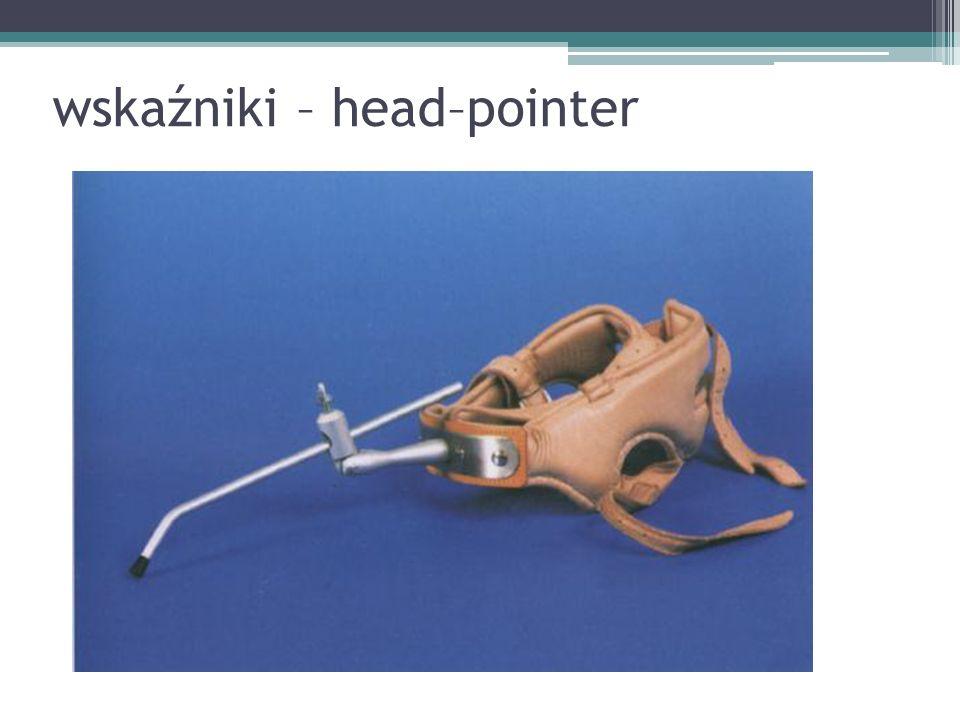 wskaźniki – head–pointer