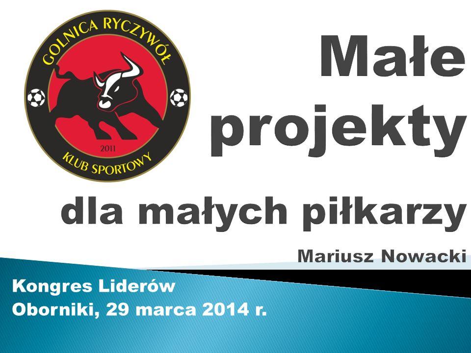 Kongres Liderów Oborniki, 29 marca 2014 r.