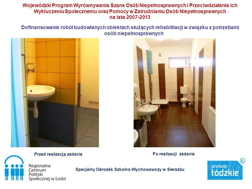 Wojewódzki Program Wyrównywania Szans Osób Niepełnosprawnych i Przeciwdziałania ich Wykluczeniu Społecznemu oraz Pomocy w Zatrudnianiu Osób Niepełnosp