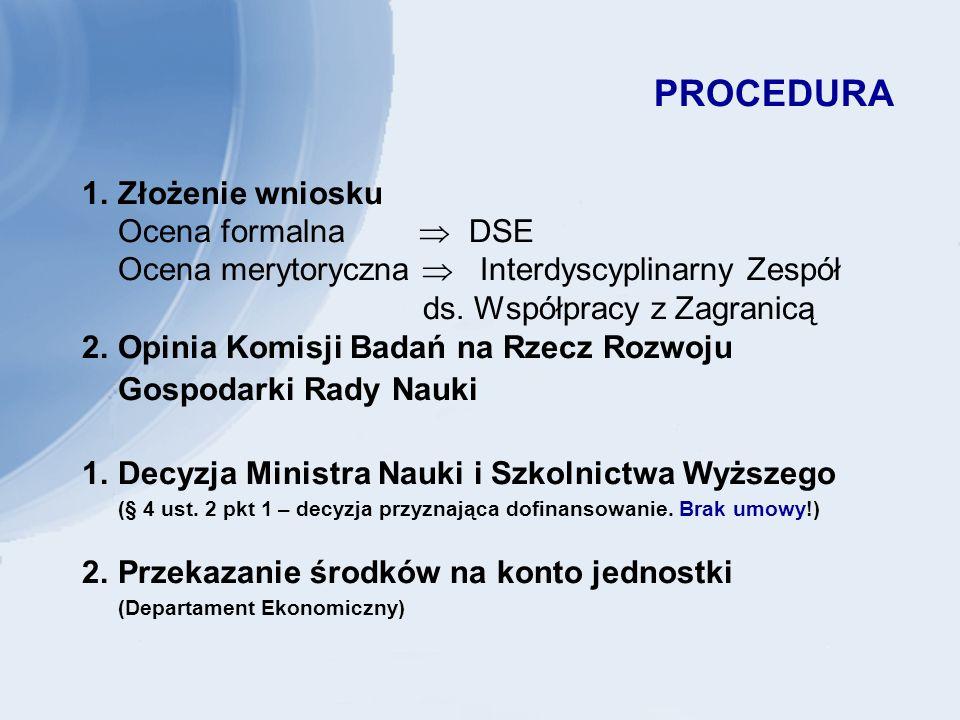 Nieprawidłowe wykorzystanie środków (§ 26 rozporządzenia) Przepisy § 26 ust.