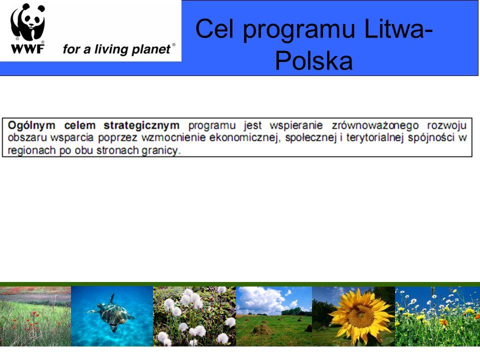 Cel programu Litwa- Polska