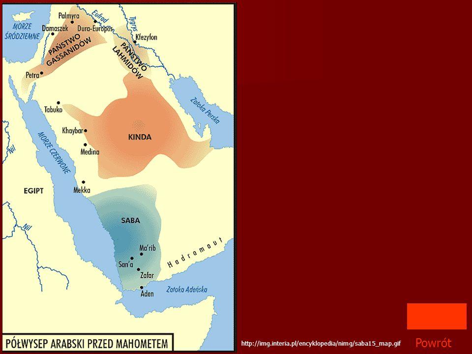 http://www.historycznebitwy.info/obrazki/bitwy/sredniowiecze/poitiers732/mapa1.jpg Powrót W nowej stolicy – Bagdadzie – założono akademię zwana Domem Mądrości.