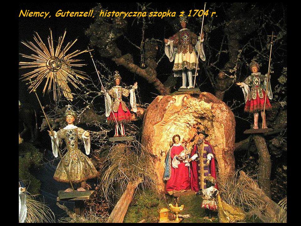 Szopka bożonarodzeniowa jest najczęściej makietą przedstawiającą wnętrze stajni betlejemskiej w noc, podczas której narodził się Jezus Chrystus – ZBAW