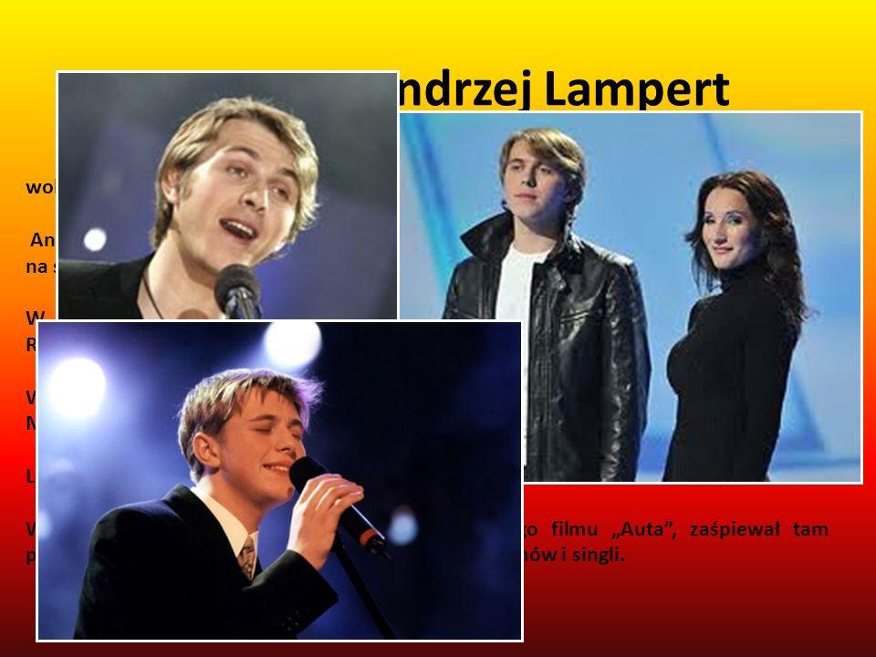 Andrzej Lampert Andrzej