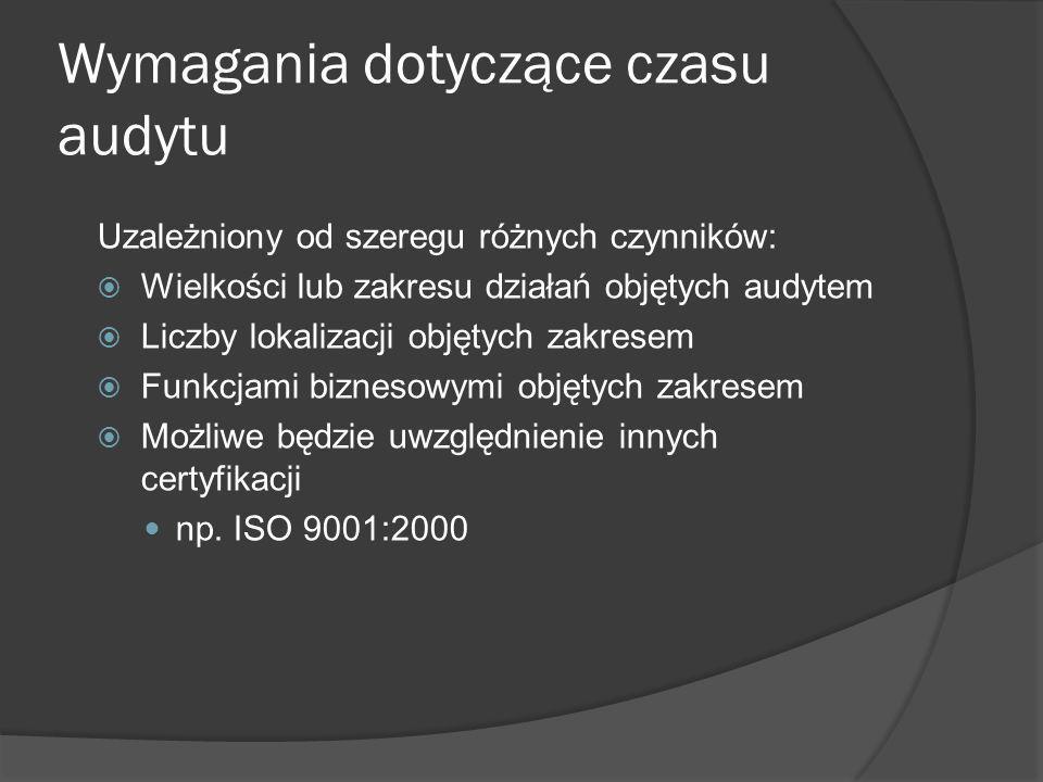 Rejestr certyfikatów Międzynarodowy rejestr akredytowanych certyfikatów ISO/IEC 27001:2005 Lista organizacji, którym przyznano certyfikat Utworzona we współpracy z międzynarodową siecią jednostek certyfikujących, DTI (Wlk.