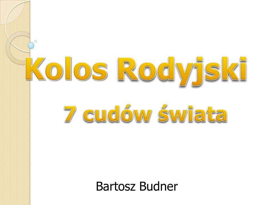 Bartosz Budner