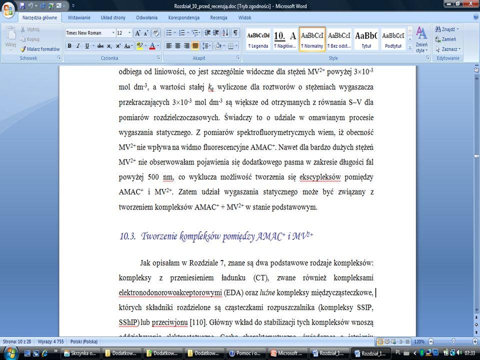 10 Wyróżnianie tekstu