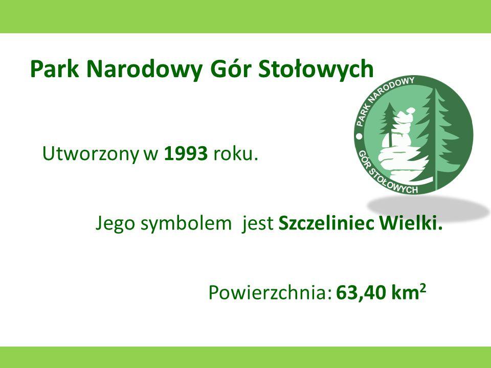 Gorczański Park Narodowy Utworzony w 1981 roku. Jego symbolem jest salamandra plamista. Powierzchnia: 70,31 km 2