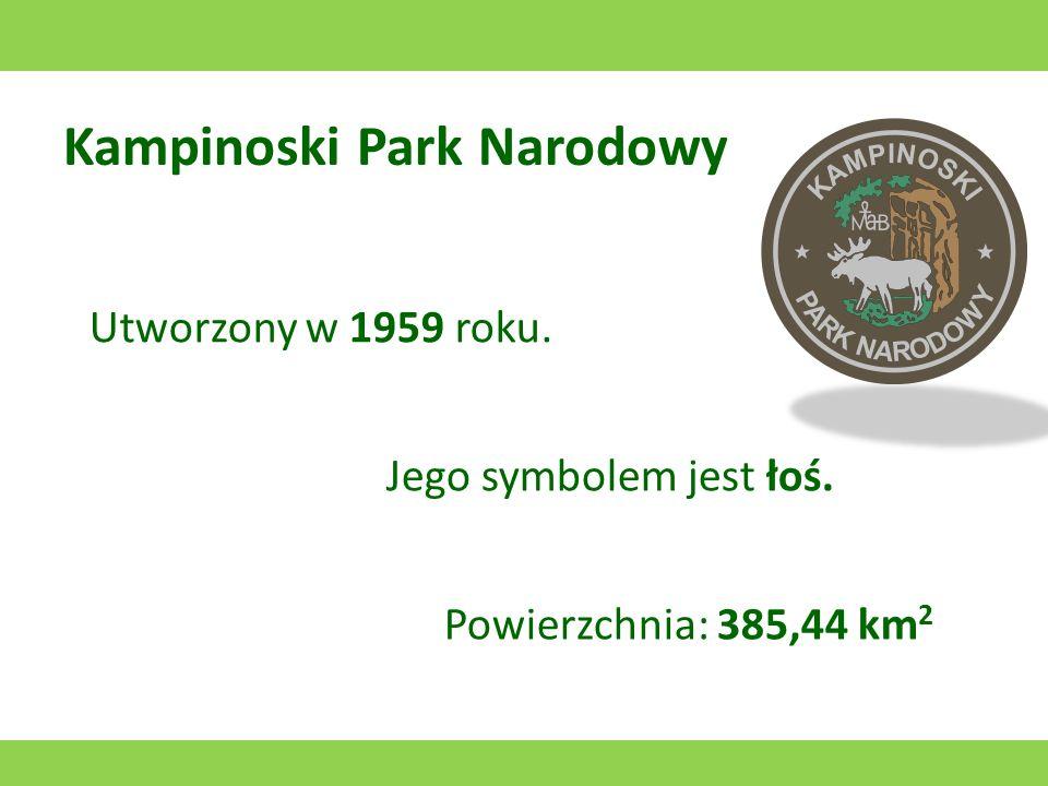 Park Narodowy Gór Stołowych Utworzony w 1993 roku. Jego symbolem jest Szczeliniec Wielki. Powierzchnia: 63,40 km 2